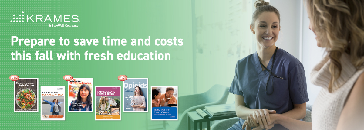 Prepare to save time and costs this fall with fresh education