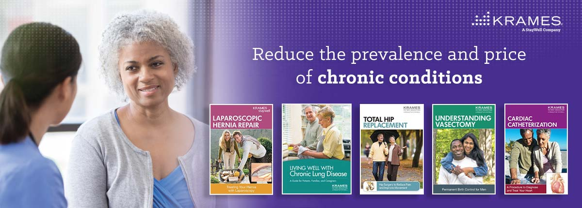 Reduce the prevelence and price of chronic conditions